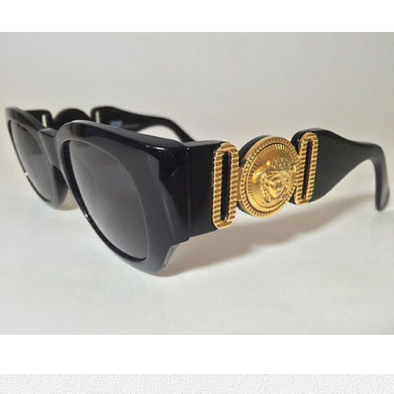 Vintage Gianni Versace Safety Pin Sunglasses Mod 427 Col 279: Vintage Gianni Versace Sunglasses MOD 413/a (same...
