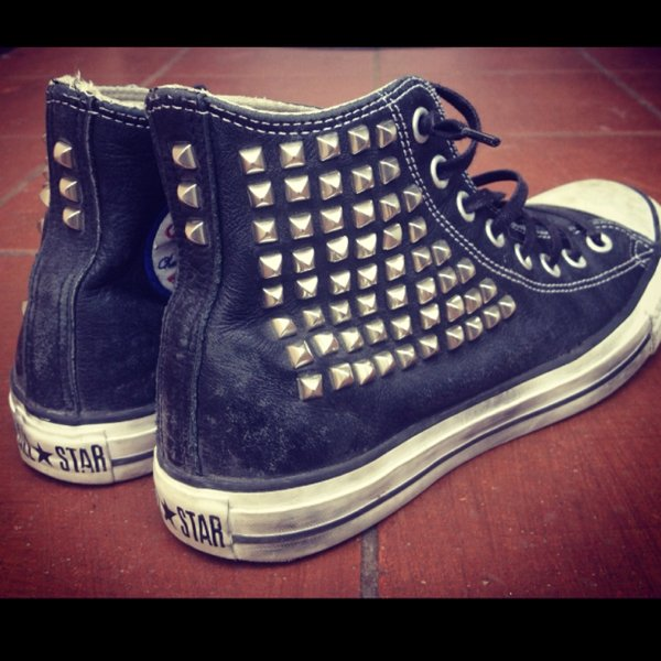 converse all star limited edition pelle