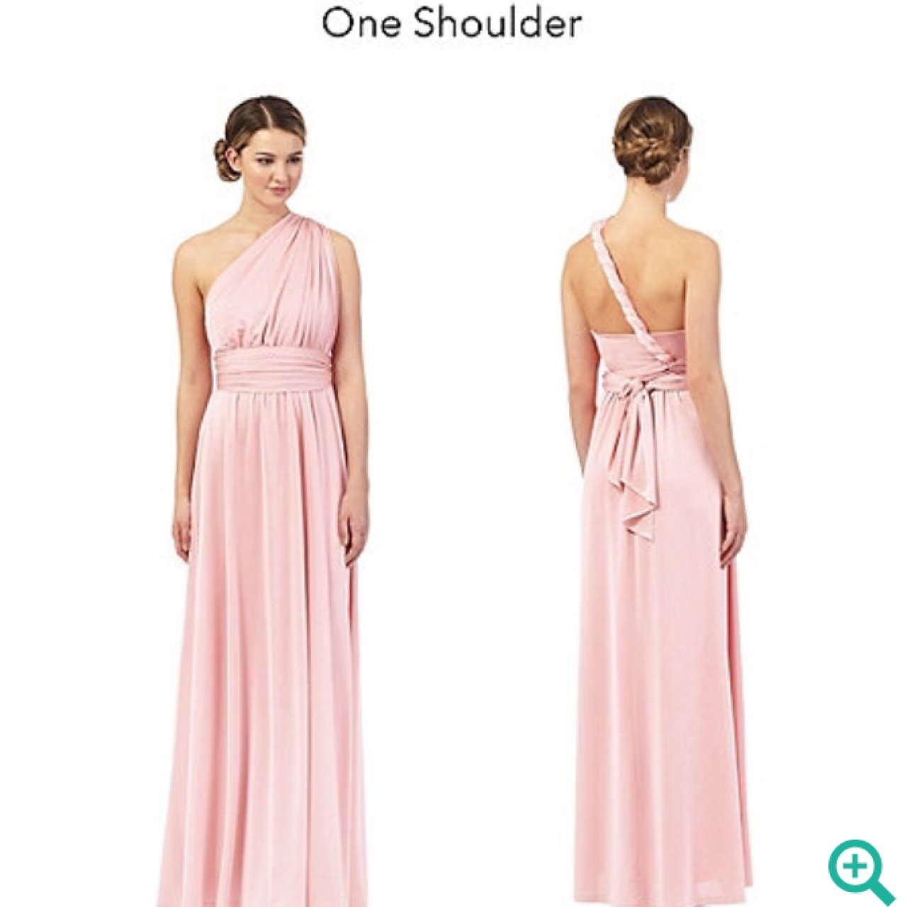 5d3f47fbe687 @donna_1503. 3 years ago. Thornaby, UK. Debut debenhams rose pink maxi dress  ...