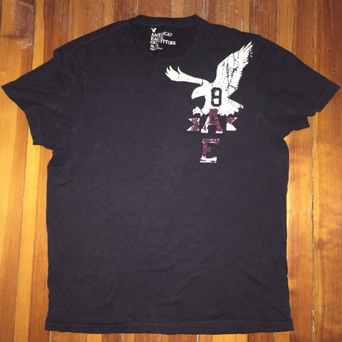 47b4eb581 @murate617. 11 months ago. Boston, United States. Mens American Eagle  Outfitters Graphic Tee; Xtra Large