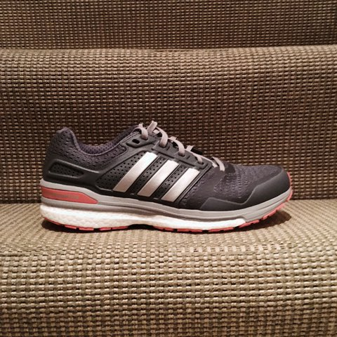 5b14dea63ec01 Adidas Supernova Sequence. Awesome running shoes with good - Depop
