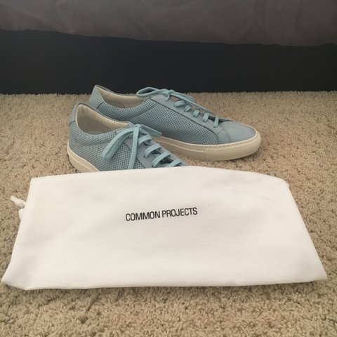 9be2787718f3 @ajhanwar. last year. Los Angeles, CA, USA. Selling a pair of never been  worn before women's common projects shoes. These are from the limited ...