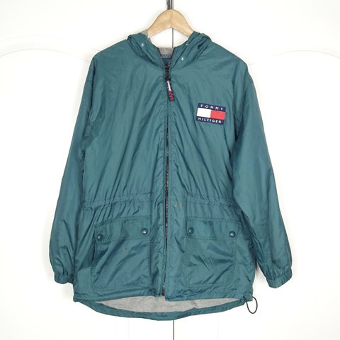 afd3ab6e @nun4fun. 2 years ago. San Diego, CA, USA. TOMMY HILFIGER 90's Colorblock  Vintage Athletic Gear Windbreaker ...