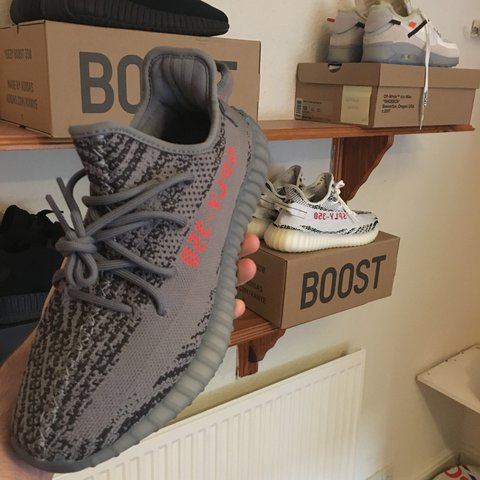 c0fee34d3fa SOLD ON EBAY    BRAND NEW YEEZY BOOST 350 BELUGA 2.0 to - Depop