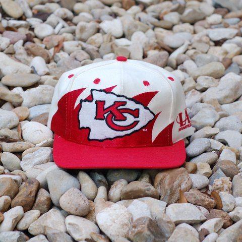 4b1a5f58383ec2 @batcityvintage. 2 years ago. Austin, United States. 📢🔥 Incoming heat! RARE  Vintage 90s NFL Kansas City Chiefs ...