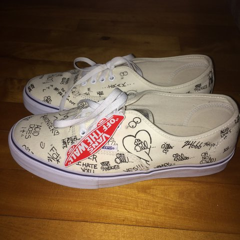 7203c0e3a5 Vans Syndicate X Jason Dill -OG authentic