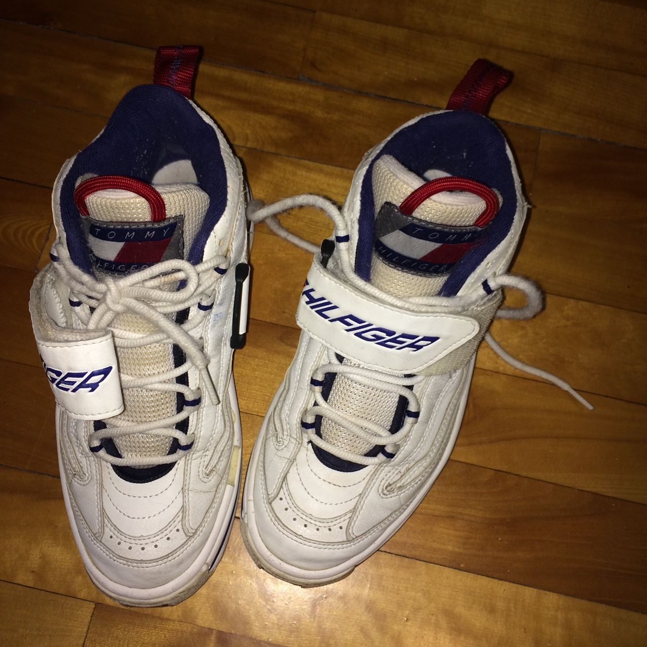 Rare Tommy Hilfiger Vintage Men's Athletic Shoes Running