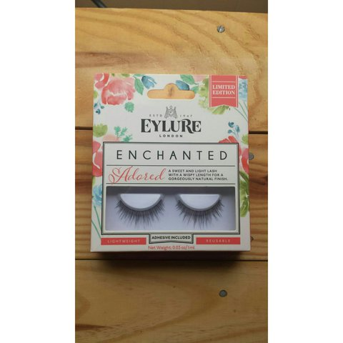 f86637c7b19 @dasrattenkonig. 2 years ago. Hamlin, New York, United States. Eylure  Enchanted Adored False Lashes