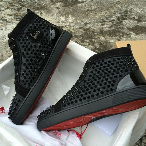 c7caac9bf4b8 Christian louboutin ORLATO shoes!!!!!!! These are very and - Depop