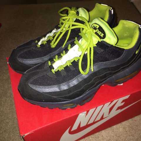 new styles 149bd a947d andrewv97. 10 months ago. London, UK. Nike air max 95 Old School ...