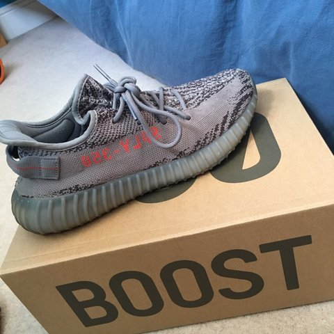 5d1a0bd73 Adidas Yeezy boost 350 V2 beluga 2.0. Great shoe that has a - Depop
