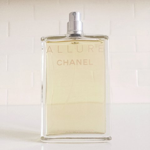 8e677e429af8 @nmk28. 2 years ago. London, United Kingdom. Brand new Chanel Allure Eau De  Toilette 100ml TESTER. No box ...
