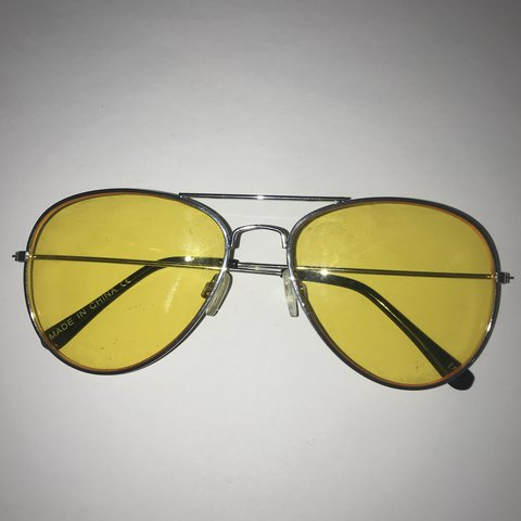 ddaad0ac0164b Unisex urban outfitters sunglasses BRAND NEW WITHOUT tint - Depop