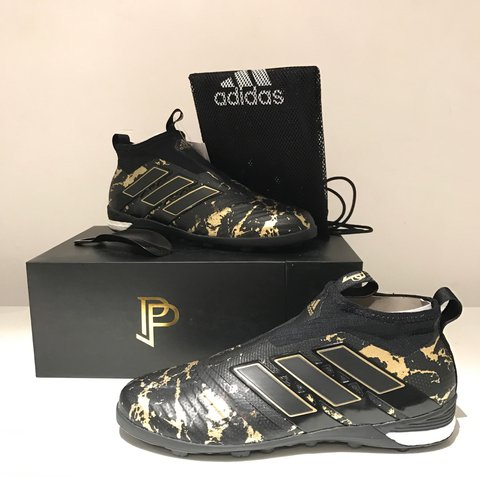 new concept 4c045 cb84c supplystudioldn. last year. London, United Kingdom. Adidas x Paul Pogba  ACE Tango 17+ Purecontrol Astro Turf Football Boots