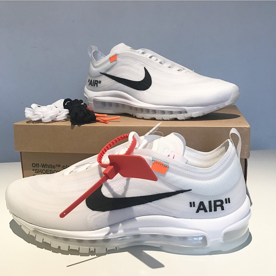 Nike X Off White Max 90 UK Size 9. Brand new never Depop