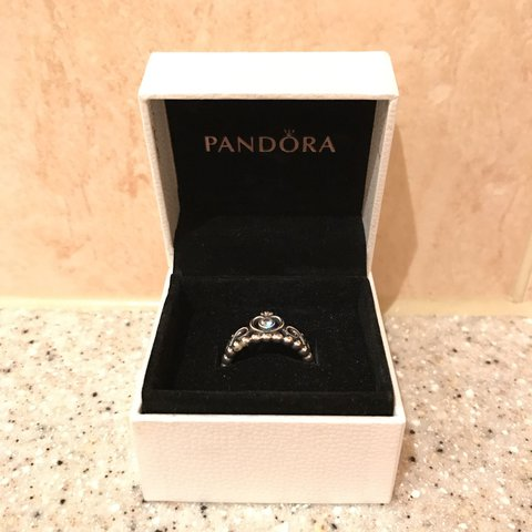 35db84e40 ... clearance pandora ring size 48 excellent condition just too small depop  47634 dadcf