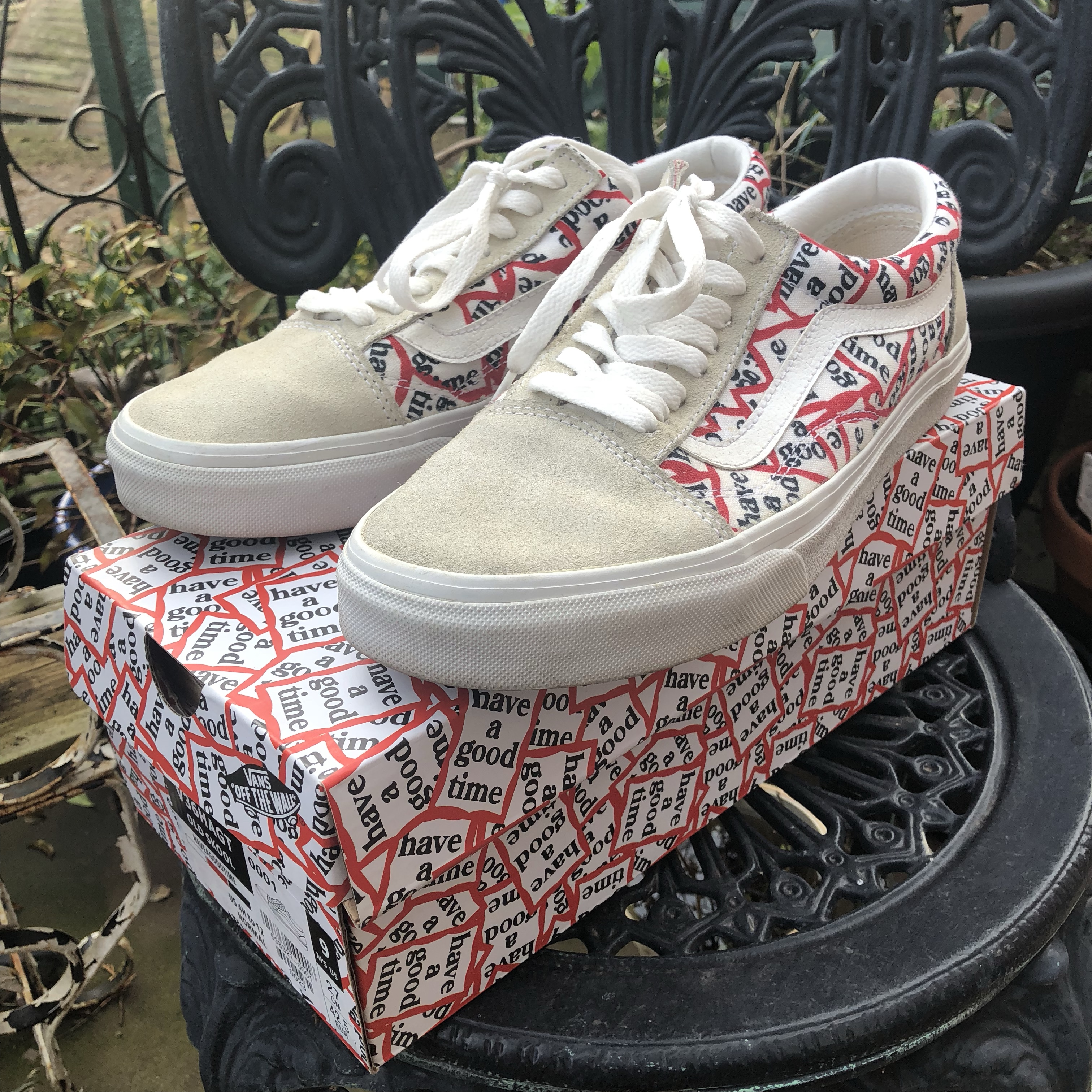 Purchase > vans x have a good time, Up to 77% OFF