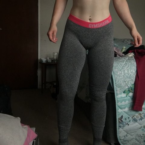 66180fe6454c3 @lululibb. 2 years ago. Hatfield, United Kingdom. GYMSHARK Original Flex  Leggings - Size XS ...