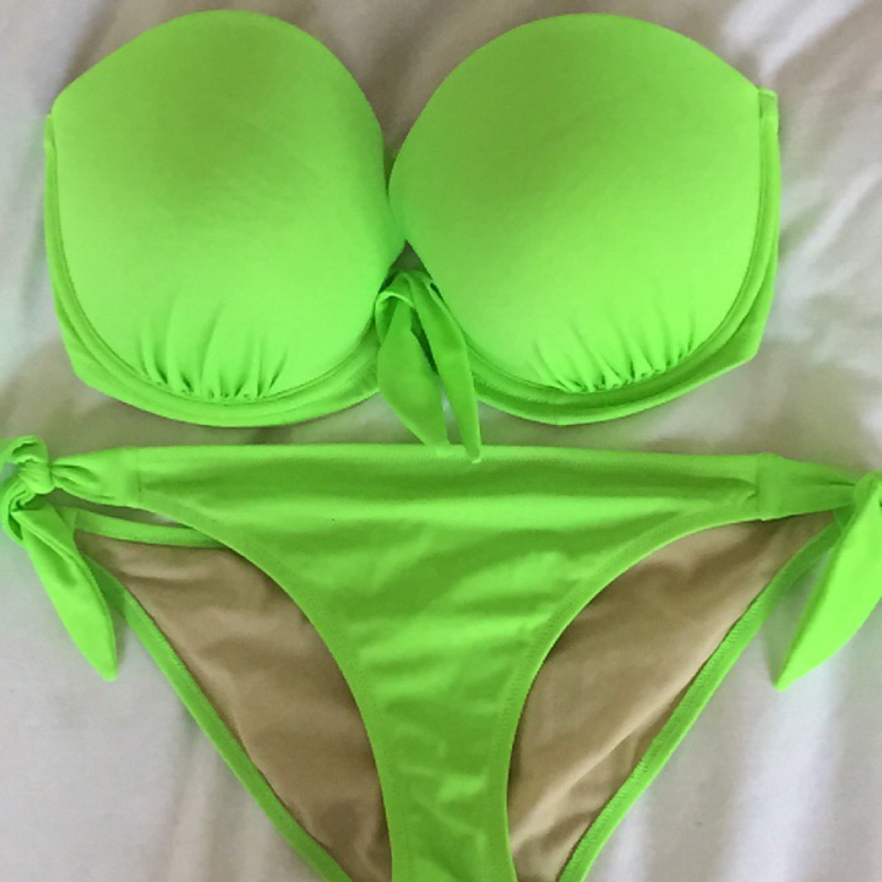 4dd9ba638c BRAND NEW without tags Boux avenue bikini set. 34e top and a - Depop