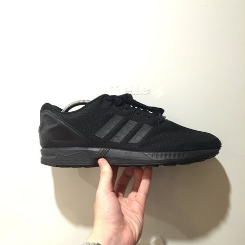 570db91d2fc Adidas ZX Flux all black