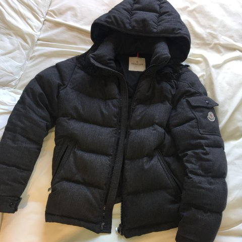 £410 today only Moncler Montgenevre coat jacket, size 2 is - Depop