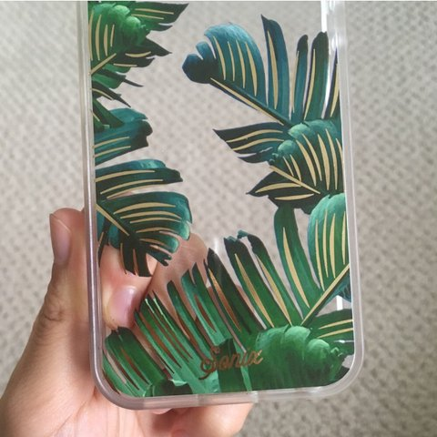 promo code f0a38 5937a 🌴 Sonix Bahamas IPhone SE Case 🌴 In excellent used... - Depop