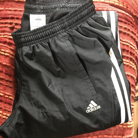 ON HOLD DO NOT BUY Adidas track pants! Men s size xs but fit - Depop ca045914e2