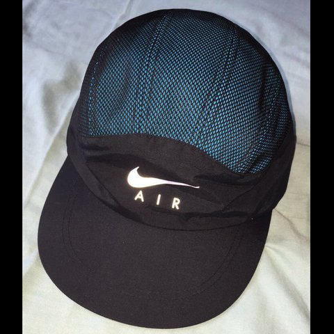 2d4dd4aa @dedley99. 6 months ago. Lincoln, United Kingdom. Supreme x Nike Trail  Running Hat One size fits most