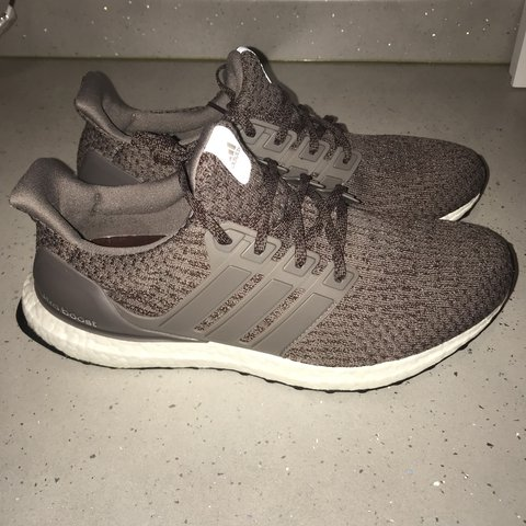 893fe2d60fa2a Adidas Ultra Boost  Tech Earth . I bought these from store - Depop