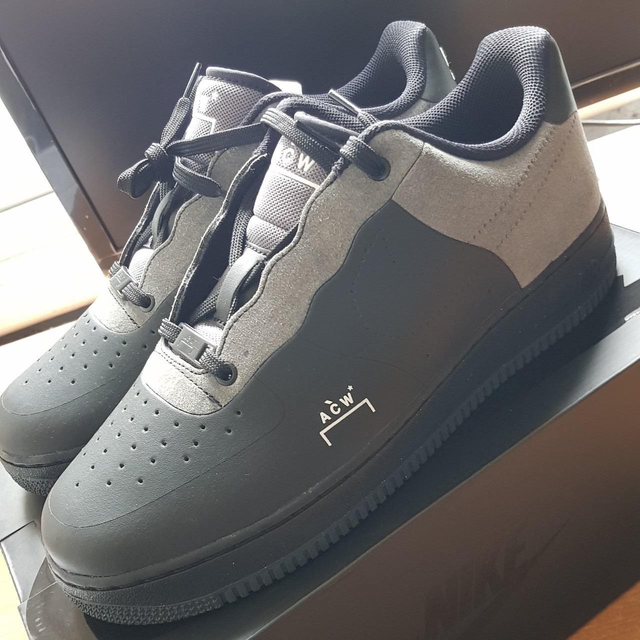 A-COLD-WALL* Nike Air Force 1 ACW AF1
