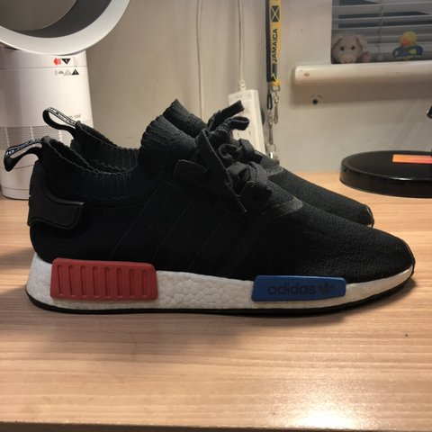 1e19dab18 WTS - UK11 OG NMD 2017 release. Worn a couple times but and - Depop