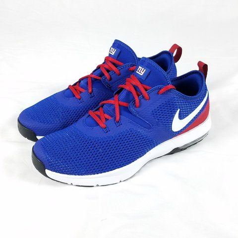 f24cfe1808 @gfgthreads. 10 days ago. Blairstown, Warren County, United States. Nike  Air Max Typha 2 NFL New York Giants sneakers!