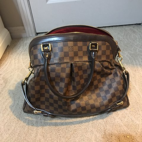 3f63557589df 100% Authentic Louis Vuitton Trevi GM. Great condition on - Depop
