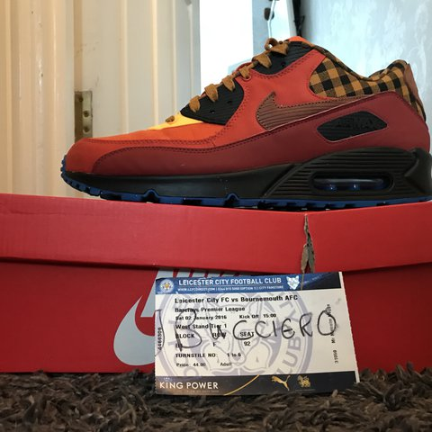 Nike Air max 90 Premium Campfire pack edition Dark Depop