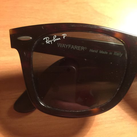 2a43f0388 @tbomer. last year. Manchester, United Kingdom. Ray Ban Wayfarer Polarised  ...
