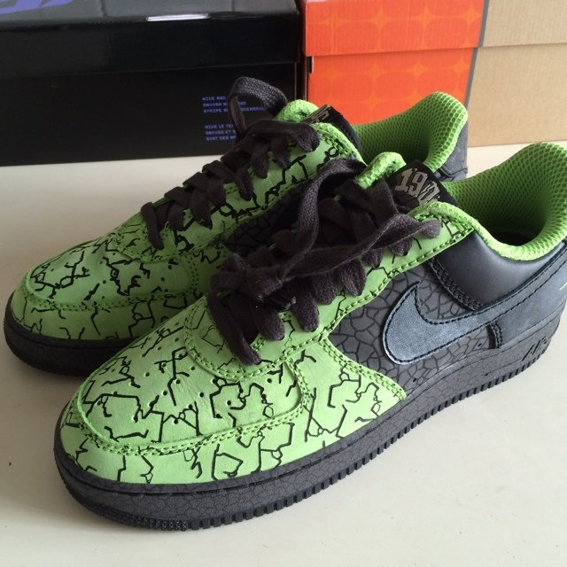 the best attitude eab5c 7071c  Nike  Air  Force 1 Hufquake,- 0
