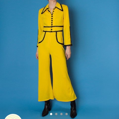 cbb2e6dcd345 Re-sell this Amazing jumpsuit. 1970s JCPenney jumpsuit