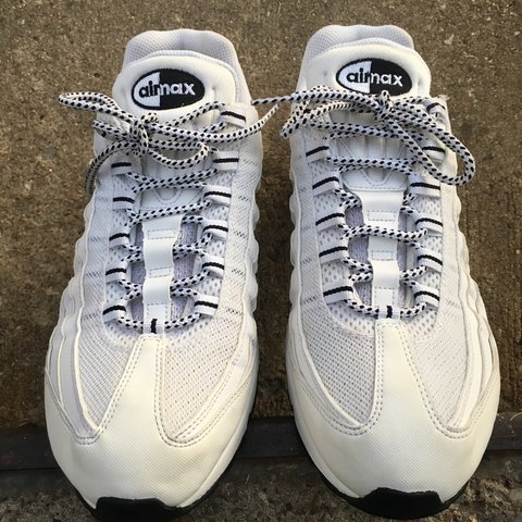 competitive price 5e91c 57271 🕊Cocaine White Air Max 95- 0