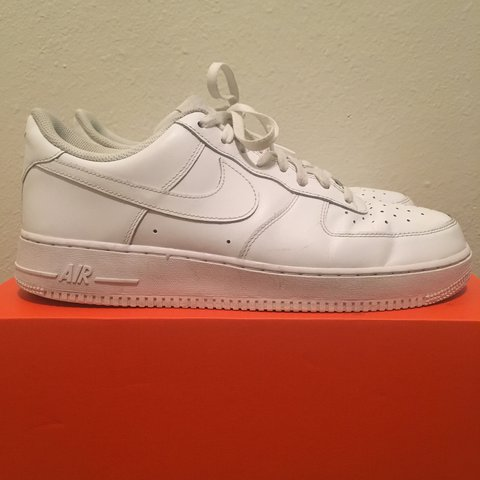 1 Tops Air Size Cocaine Depop Nike White 11Classic Box Force Low xdsrthQC