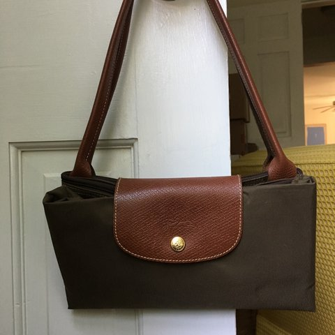 7d853b23a4d5 classic Longchamp Le Pliage tote bag in