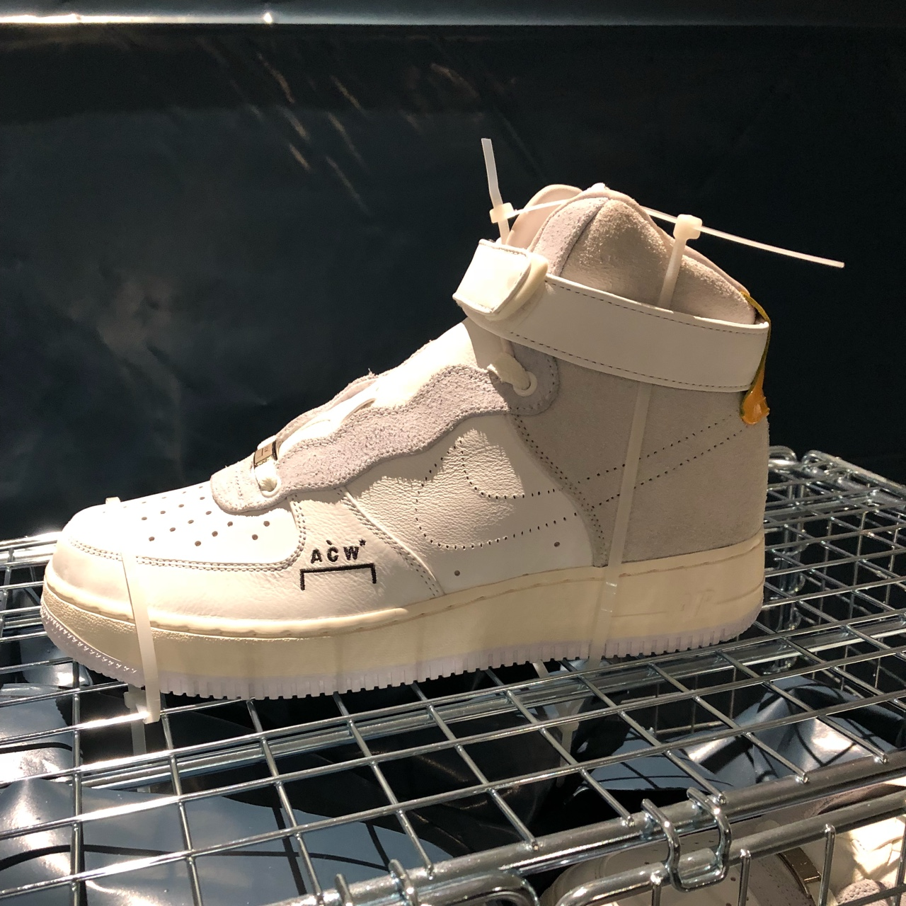 A COLD WALL X Nike Air Force 1 High Sizes Depop