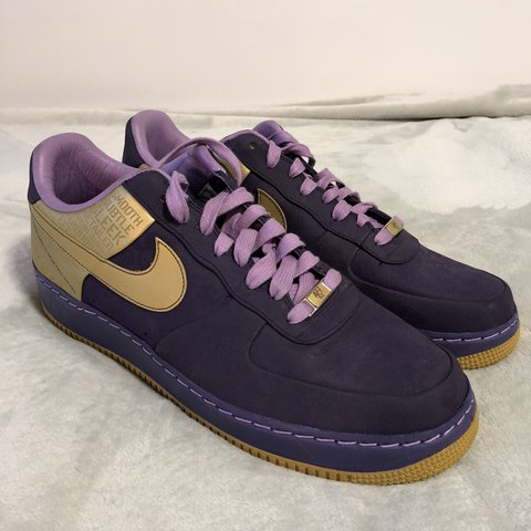 hot sales e1dbf 2c1d4 ... Nike Air Force 1 Supreme 07 Jamaal Wilkes Have not been it - Depop ...