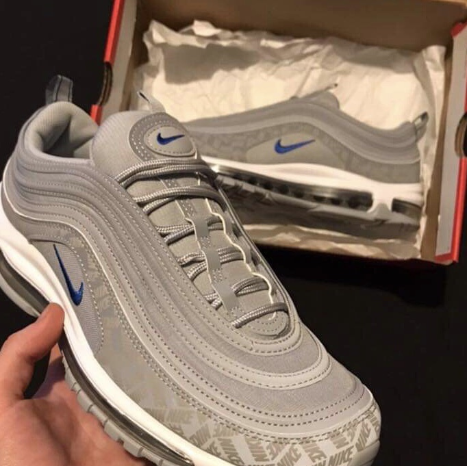 REFLECTIVE NIKE AIR MAX 97 • Really good condition Depop