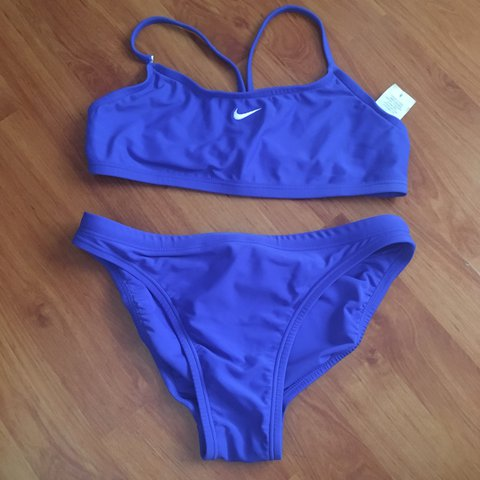 nike two piece swimsuit