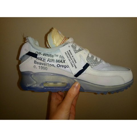 X 90 Nike Max Link BioOff On Ebay In Depop Air Selling White W2eYDIEH9