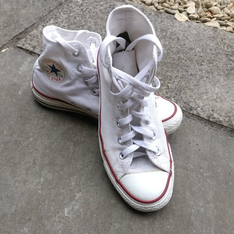 d3c7792e00c Converse Chuck Taylor Classic Hi Top Condition  8 10 Used
