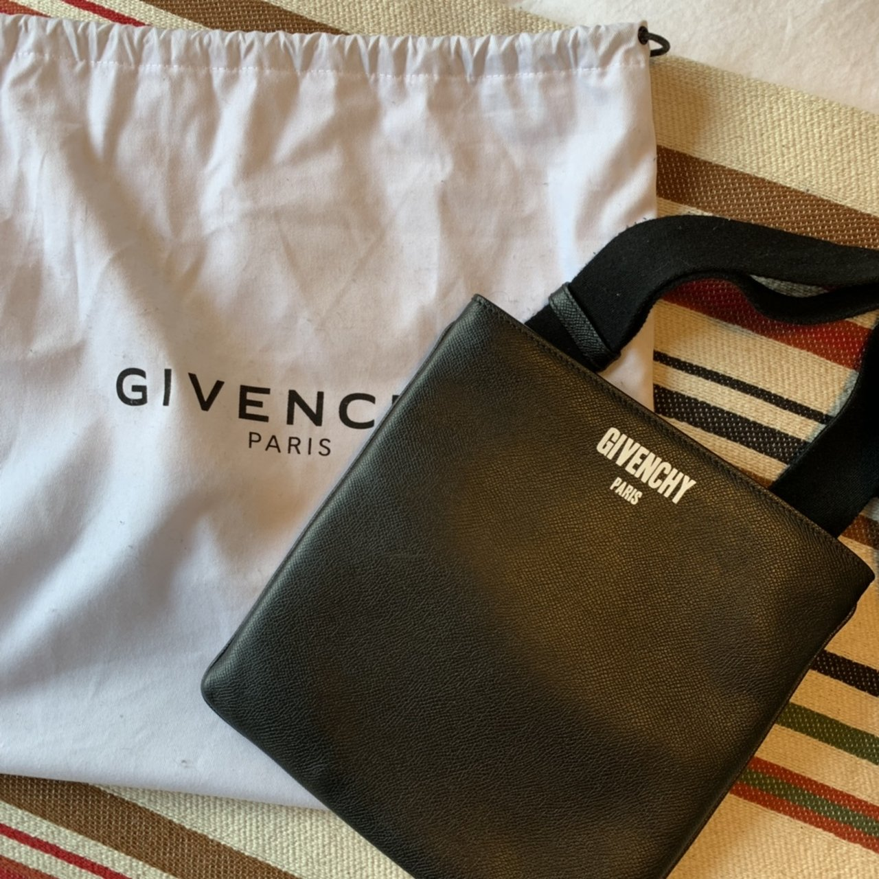 8f730ff7635b Givenchy pouch bag with adjustable