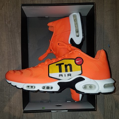 5609c2d99c @ieatdxg. 11 days ago. Cambridge, GB. Nike Air Max Plus TN NS GPX Orange