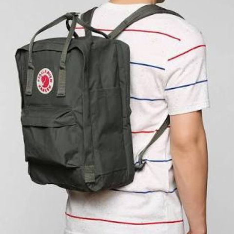 6830dce7fd74 Fjallraven Kånken Laptop 15 backpack - Depop