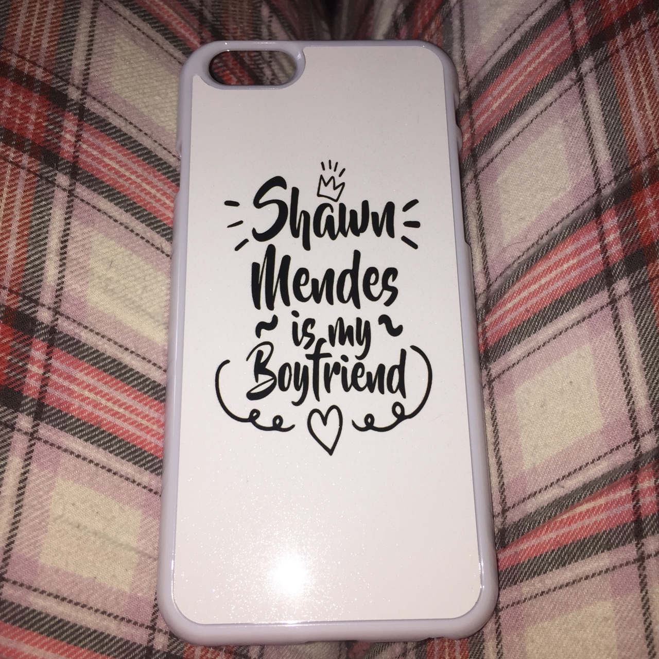 new concept 40dd6 d627c Shawn mendes phone case iPhone 6 or 6s phone... - Depop
